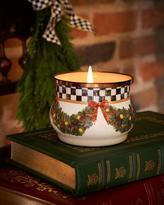 Mackenzie Childs MacKenzie-Childs Evergreen Winter Candle