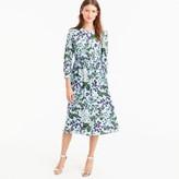 J.Crew Collection midi dress in Ratti® morning floral print