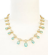 Kate Spade Be Adorned Gold Plated Collar Necklace