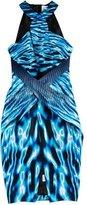 Dion Lee Silk Sleeveless Dress
