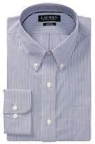 Lauren Ralph Lauren Classic-Fit Stripe Cotton Dress Shirt