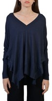 United Nude Women's Blue Wool Jumper.