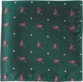 The Tie Bar Pink Flamingo