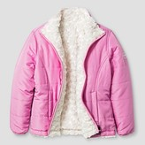 Stevies Girls' Reversible Fleece Jacket