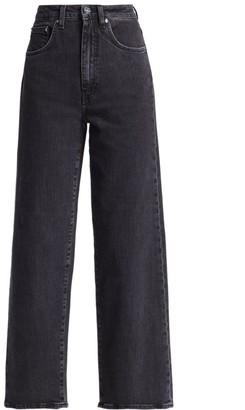Totême Flair High-Rise Jeans