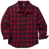 Volcom Fulton Flannel Shirt (Toddler Boys & Little Boys)