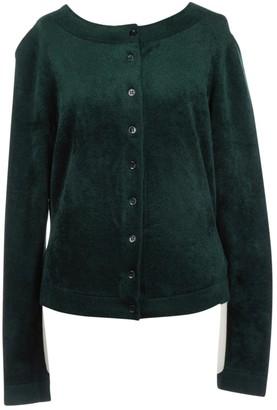 Alaia Green Viscose Jackets