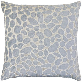The Piper Collection Lexi 22x22 Pillow - Ice Velvet