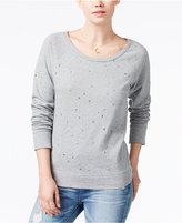 Bar III French Terry Sweatshirt, Only at Macy's