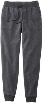 L.L. Bean L.L.Bean Women's Ultrasoft Sweats, Slim-Leg Jogger