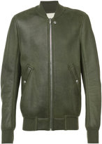 Rick Owens classic bomber jacket - men - Ram Leather - 48