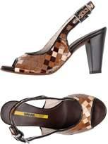 Manas Lea Foscati Sandals - Item 11363716