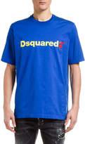 Dsquared2 Men's D2 Logo Short-Sleeve T-Shirt