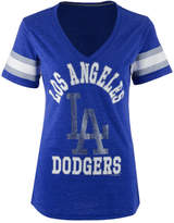 G3 Sports Women's Los Angeles Dodgers Triple Play T-Shirt
