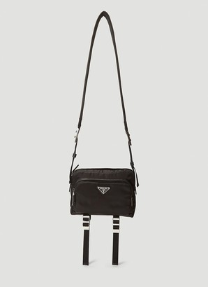 Prada Logo Mini Crossbody Bag