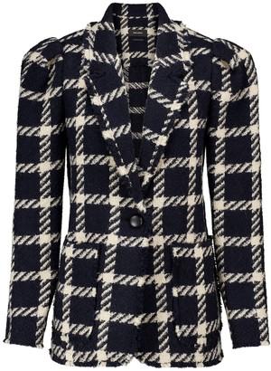 Isabel Marant Kadomo checked blazer