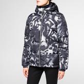 Paul Smith Women's 'Animal' Print Down-Filled Jacket