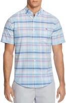 Vineyard Vines Cedar Point Plaid Tucker Slim Fit Button-Down Shirt