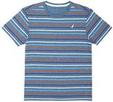 Nautica Little Boys' Striped Tee (2T-7)