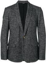 Dolce & Gabbana tweed blazer - men - Cotton/Acrylic/Polyester/Wool - 50