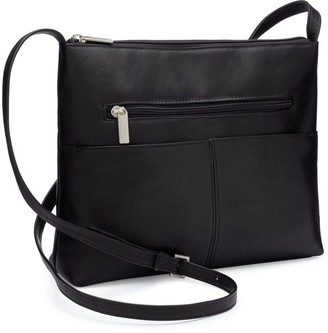 Le Donne Leather Crossbody Bag - Birch Bay