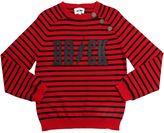 Zadig & Voltaire Zadig&voltaire Rock Striped Cotton & Cashmere Sweater