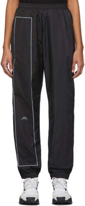 A-Cold-Wall* A Cold Wall* Black Rectangle Print Lounge Pants