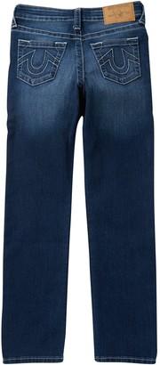 True Religion Slim Straight Jeans (Big Boys)