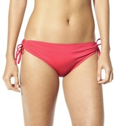 Mossimo Women's Mix and Match Keyhole Swim Bottom -Smacking Coral