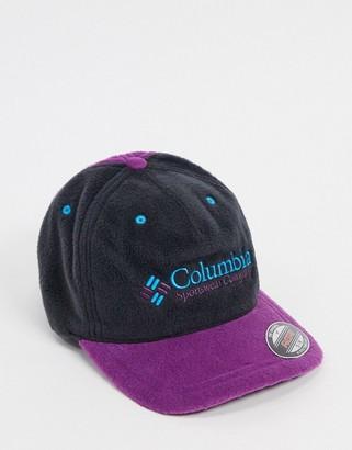 Columbia Fleece cap in black