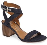 Arturo Chiang Women's Hammil Block Heel Sandal