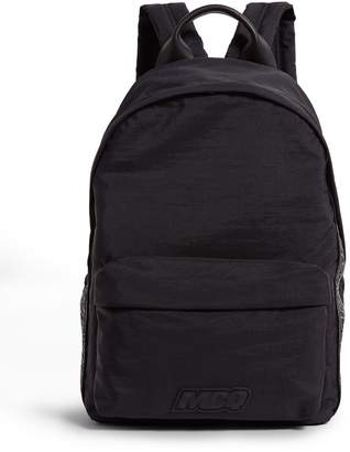 McQ Repeated Logo Backpack