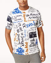 Sean John Men's Big and Tall Graphic-Print T-Shirt