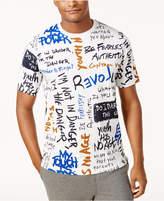 Sean John Men's Big & Tall Graphic-Print T-Shirt