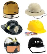 Aeromax Pretend Play Helmet Bundle