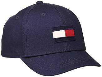 Tommy Hilfiger Kid's Unisex Big Flag Cap,Small (Size:S)
