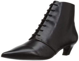 Nine West Women's YENDIRA Leather Ankle Boot