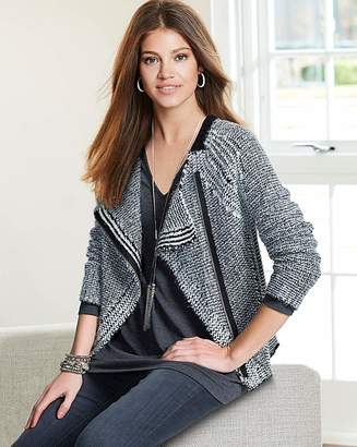 Together Knitted Jacket
