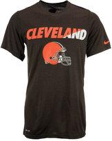 Nike Men's Cleveland Browns Legend Staff Practice T-Shirt