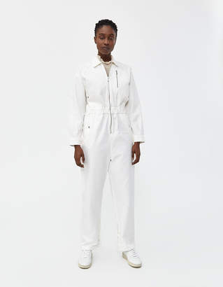 John Elliott Marlowe Canvas Jumpsuit