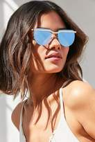 Le Specs Mafia Moderne Rimless Sunglasses
