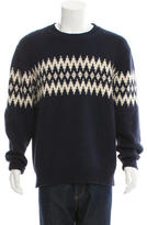 Gant Frosty Jacquard Pullover Sweater