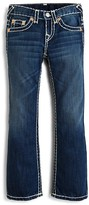 True Religion Boys' Ricky Straight Leg Jeans - Little Kid, Big Kid