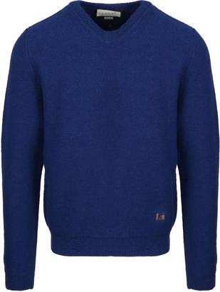 Gucci G V Neck Sweater