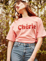 Cherie Tee (Pink)