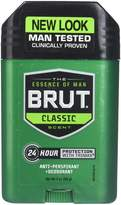 Brut Deodorant Oval Solid Classic Scent(Anti-Perspirant)