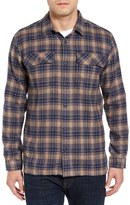 Patagonia Men's 'Fjord' Regular Fit Organic Cotton Flannel Shirt