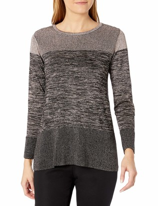 Amy Byer Women's Pullover Sweater