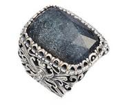 Konstantino Women's Santorini Hematite Ring