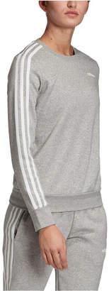 adidas Women Essentials 3-Stripe Fleece Sweatshirt